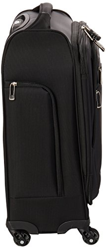 Samsonite Mightlight 2 Softside Luggage with Spinner Wheels, Grape Wine, Checked-Large 30-Inch