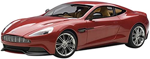 AUTOart- 70249 Aston Martin Vanquish 2015 Rot Metall Ma ab 1 18