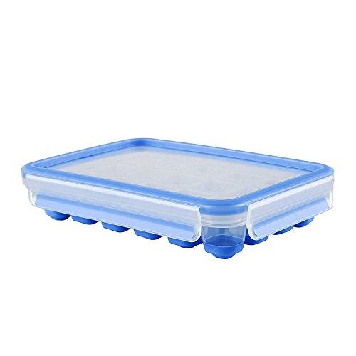 Tefal–Masterseal Fresh–Box Kunststoff für Lebensmittel–Box Eiswürfel–Blau