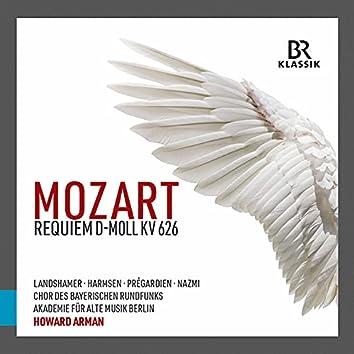 Mozart: Requiem in D Minor, K. 626 - Neukomm: Libera me, Domine (Live)