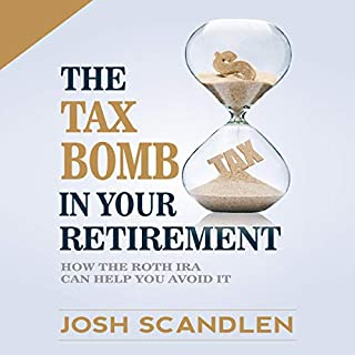 The Tax Bomb in Your Retirement Accounts audiobook cover art