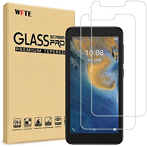 WFTE [2-Pack] Protector de Pantalla para ZTE Blade A31 Lite,9H Dureza,Huellas Dactilares...