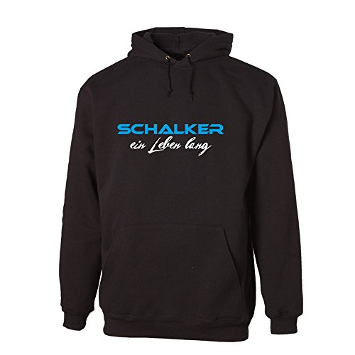 G-graphics Schalker EIN Leben lang Lightweight Hooded Sweat 156.0031 (S)