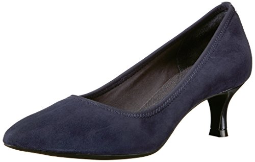 Price comparison product image Rockport Women's Total Motion Kaiya Pump,  Dark Sapphire,  8.5 M US