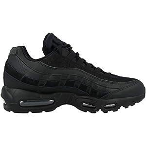 Nike Mens Air Max 95 Essential Sneaker, Adult, Black/Dark Grey/Black, 9 M US