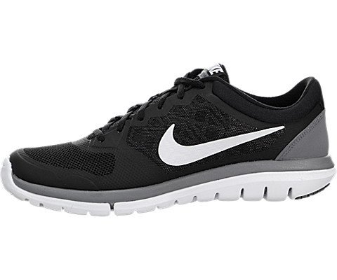 nike air max tavas mens running trainers 705149 sneakers shoes (uk 10 us 11 eu 45, dark grey game royal anthracite black 004)