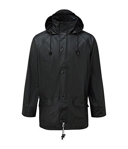 Castle Clothing 221Fortex Airflex Jacket, nero, L