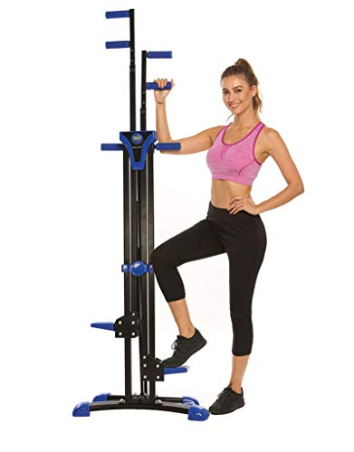 Aceshin Vertical Climber Steppers for Exercise Folding Climber Stepper Exercise Machine...