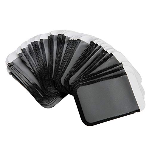 Dental Bags, 100Pcs Dental X-ray Film Bags X-ray Film Machine Protection Bag Dental Consumables Material(2#)