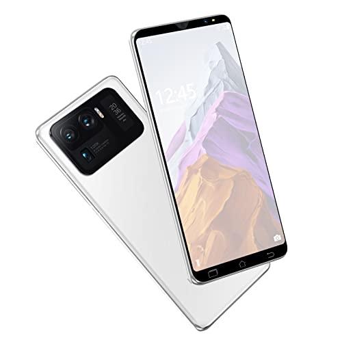 ZRN Teléfono Celular Android Desbloqueado 64GB Smartphone Cámara de Grado Profesional Cámaras traseras de 48MP, batería Grande de 4800mAh