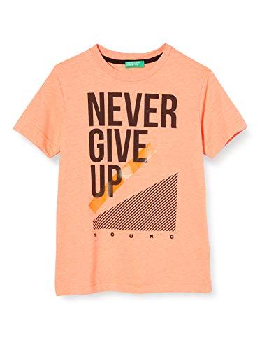 United Colors of Benetton T-Shirt Camiseta para Niños