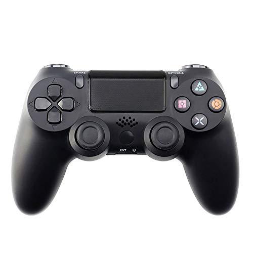 VAWA Contrôleur de jeu sans fil Bluetooth 4.0 Double chargeur rapide avec affichage LED pour manette de jeu Playstation 4/PS4 Slim/PS 4 Pro/PC, 1, a, size