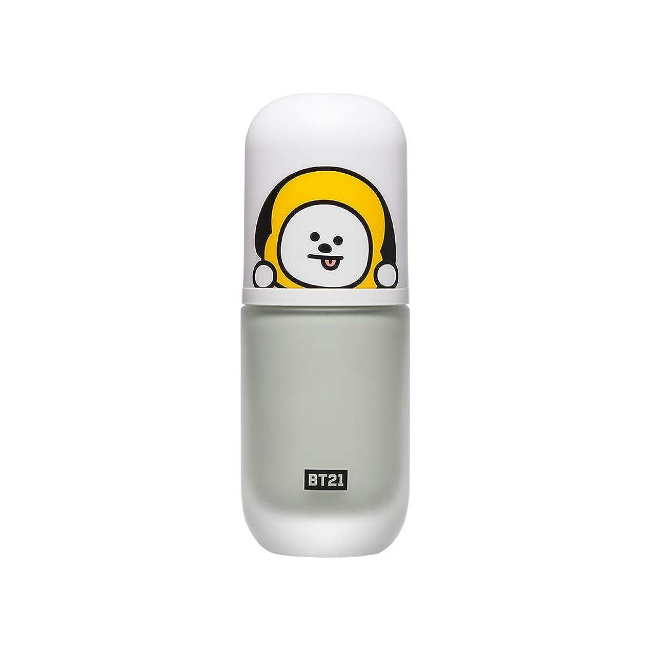収入カナダジュースBT21 × VT Cosmetic ティンテッド カラーベース / TINTED COLOR BASE (01.ミント)