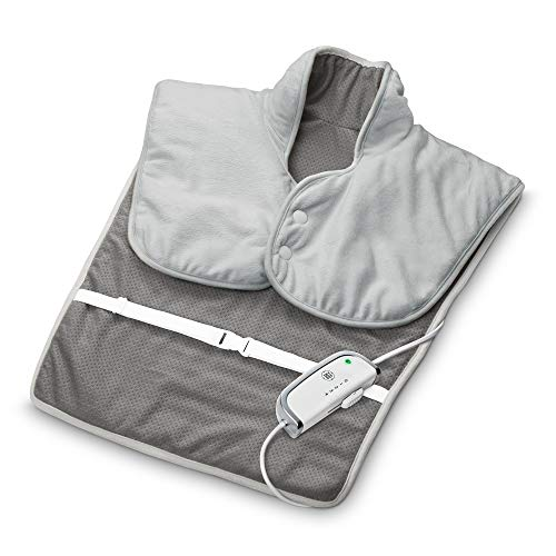 Medisana 61158 HP 630 Almohadilla de Calor para Hombros y Cuello, Eléctrica,...
