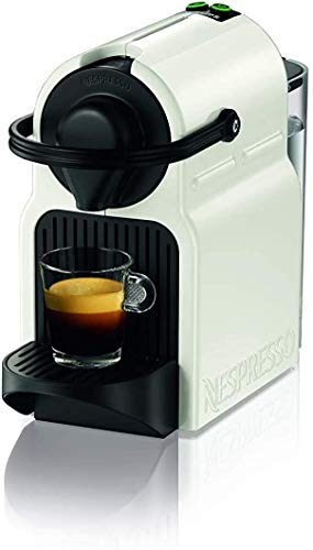 Nespresso Inissia Macchina per caffé espresso, a capsule, 1260 W, 0.7 L, Bianco (White)