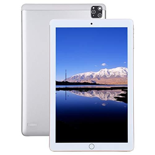 Android 3G Teléfono Llamada Tablet PC, 10.1 Pulgadas, 2GB + 32GB, Android 5.1 MTK6580 Quad Core 1.3GHz, Dual SIM, Soporte GPS, OTG, WiFi, Bluetooth (Color : Rose Gold)