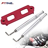 PTNHZ Battery Tie Down Kit Hold Down Rod with Stainless Tray Hooks for Honda...