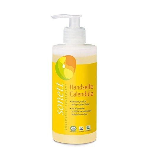 Sonett Bio Handseife Calendula (2 x 300 ml)