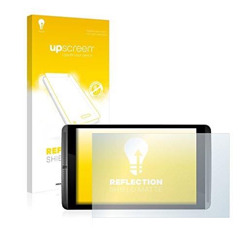 upscreen Entspiegelungs-Schutzfolie kompatibel mit Nvidia Shield K1 – Anti-Reflex Bildschirmschutz-Folie Matt