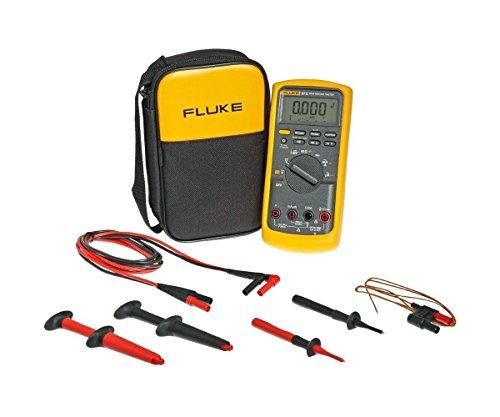 Fluke 87V/E2 KIT Industrial Electrician Combo Kit