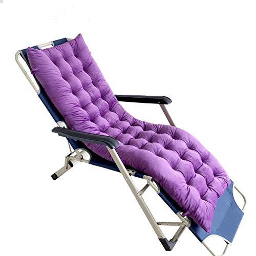 KKLTDI Knuffel Stoel Patio Kussen, Hoge Terug Indoor Outdoor Patio Chaise Lounge Zitkussen Voor Sofa Patio Chaise Lounger Kussen