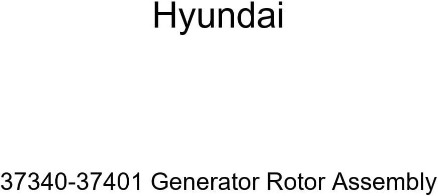 Genuine Hyundai Selling 37340-37401 Generator Finally popular brand Assembly Rotor