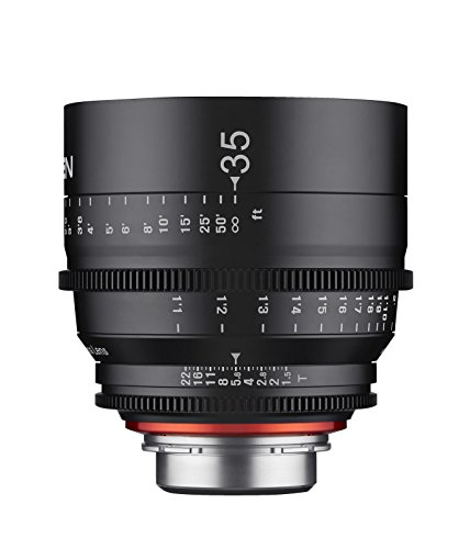 Rokinon Xeen XN35-NEX 35mm T1.5 Professional Cine...