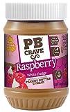 PB Crave Raspberry White Fudge Peanut Butter - 16OZ