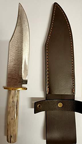 Superbe cuchillo de Gaucho Argentina artisanal–madera...