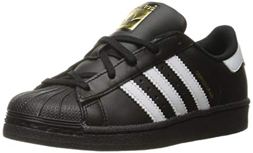 adidas Originals Superstar, Zapatillas, Core Negro Blanco Core Negro, 37 1/3 EU