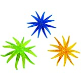 Taurus toy box Non-toxic TPR Stretchy Starfish Animal Toy For Party Favors,Halloween Decoration Pack of 3