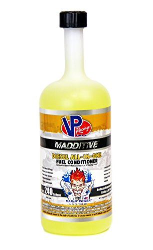 VP Small Engine Fuels 2837 Madditive Diesel All-In-One Fuel Conditioner - 24 oz. (CASE OF 6)