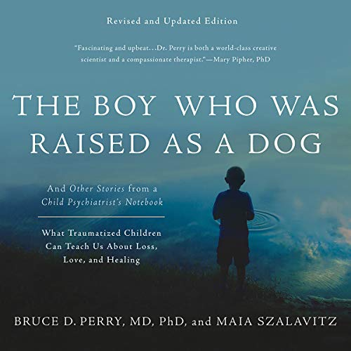 Page de couverture de The Boy Who Was Raised as a Dog