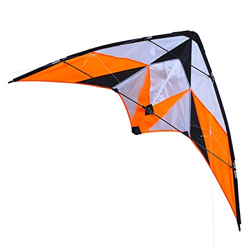 ZHUOYUE Stunt Kite Dual Line 51inch Wingspan Professional Sport Kites for Outdoor Activities