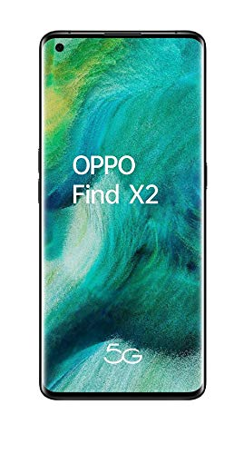 Oppo Find X2 - Smartphone 256GB, 12GB, Dual SIM, Black
