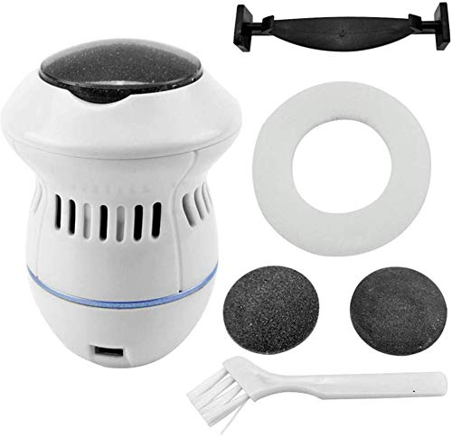 Electric Vacuum Adsorption Foot Grinder Foot Pedicure(50% OFF) Heel Exfoiliator