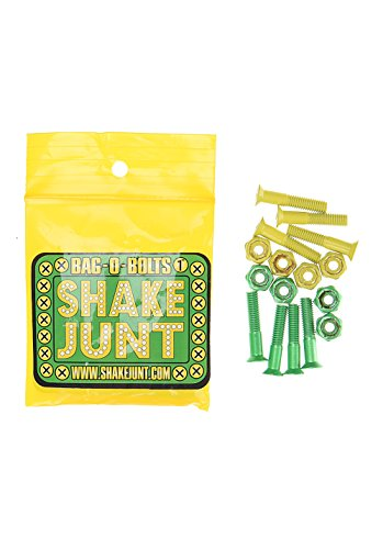 SHAKE JUNT Montagesatz PHILLIPS green/yellow 1''