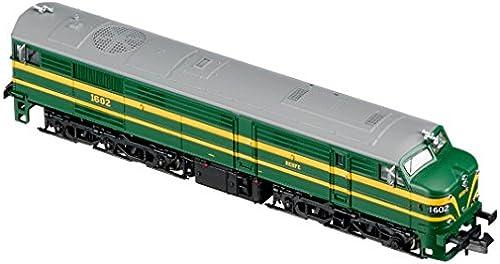 Arnold HN2409S Diesellokomotive Reihe 316 der RENFE, Epoche III (Digital mit Sound) Modellbahn, Grün