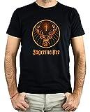 PLANETACAMISETA Camiseta Hombre - Unisex Jägermeister