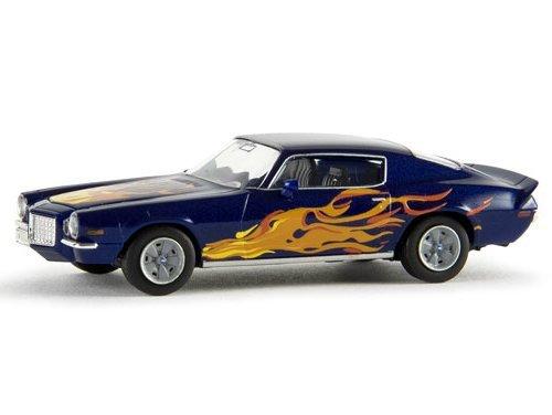Chevrolet Camaro, Flammendoktor, Modellauto, Fertigmodell, Brekina 1:87