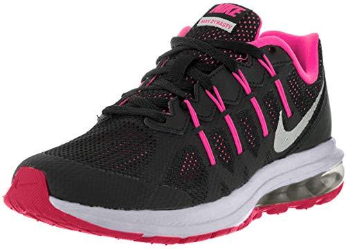 Nike - Air Max Dynasty (Gs), Scarpe sportive Bambina, Nero, 36.5 EU