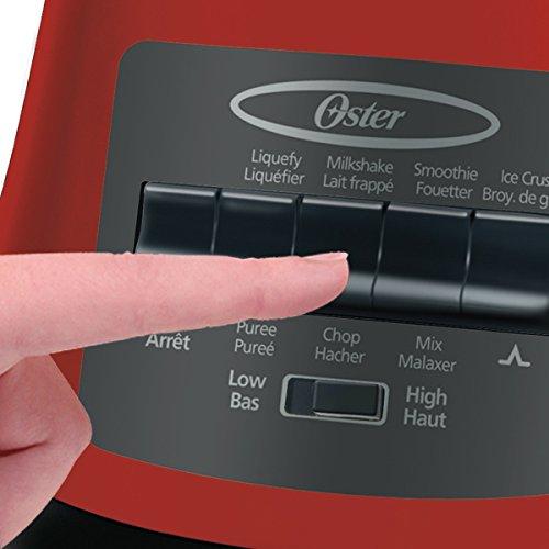 Oster 8-Speed Blender, Red - BLSTMG-R00-33A