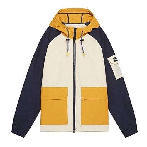 Penfield Men's Halcott Colourblock Water Resistant Jacket