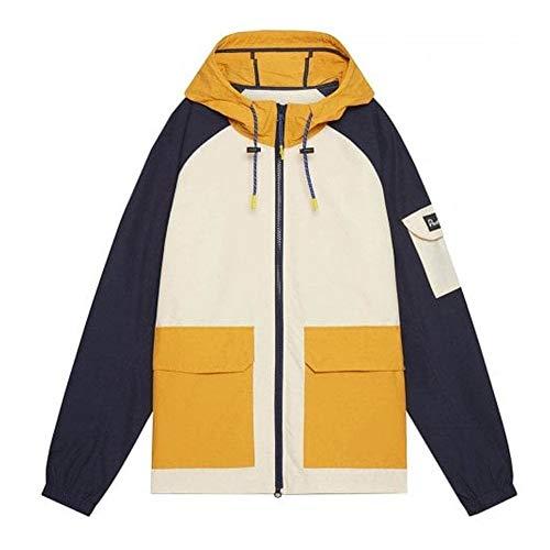 Penfield Men's Halcott Colourblock Water Resistant Jacket M