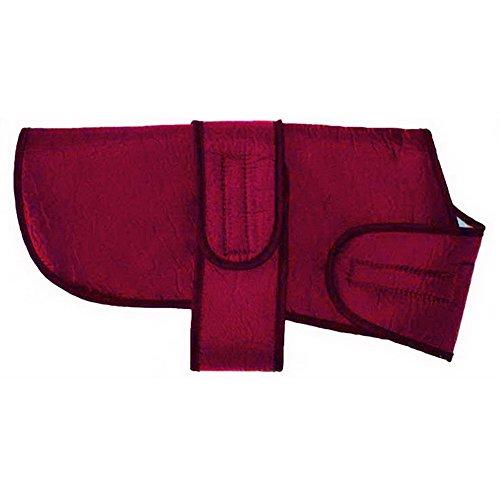 Cosipet Manteau de Tous Les Temps, 76 cm, Rouge