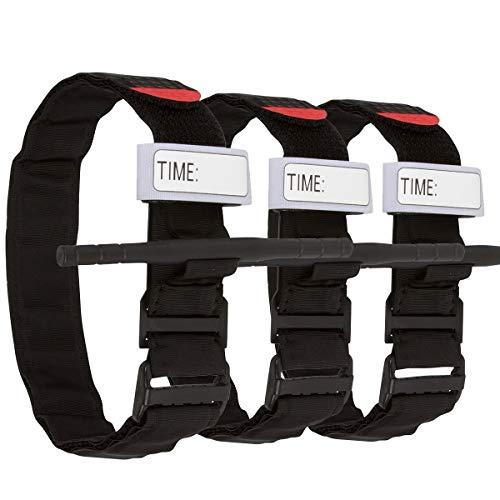 Tourniquet: Tactical Tourniquet Kampf Anwendungs für Blutverlust Kontrolle und Military Medizinische Notfall, Erste-Hilfe-Reaktion, Wandern und Notfall Kits