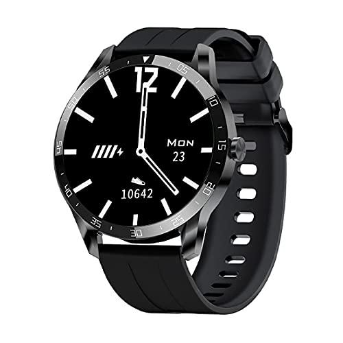 IOWODO X1 Smartwatch, Reloj Inteligente con Pulsómetro...