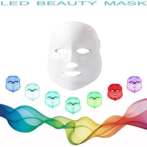 3D Phototherapy Color LED Mask Instrument Cold Light LED electronic Mask...