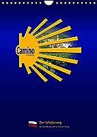 Camino Frankreich (Wandkalender 2022 DIN A4 hoch): Der franzoesische Jakobsweg von Strassburg nach Le Puy-en-Velay (Monatskalender, 14 Seiten )