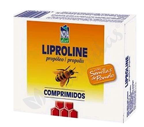 Novadiet Liproline Comprimidos Masticables - 1 Paquete De 30 Tabletas